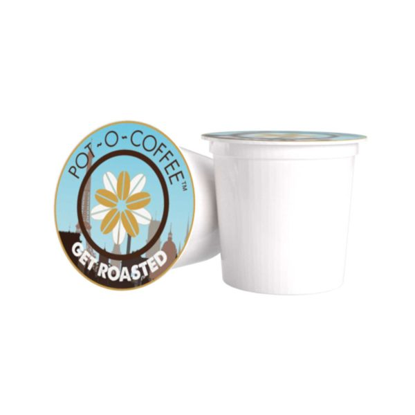 Pot-O-Coffee™ – CBD Infused K-Cup® - Get Roasted
