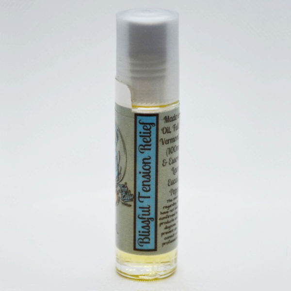 Irie Bliss Crystal Roll-On - Blissful Tension Relief
