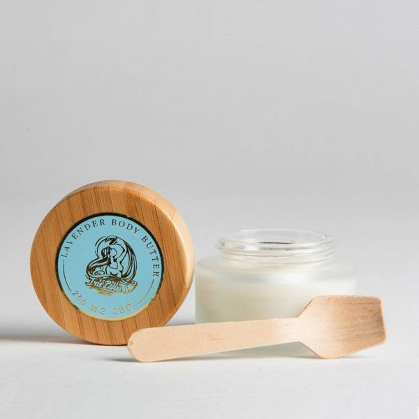 Irie Bliss Lavender Body Butter