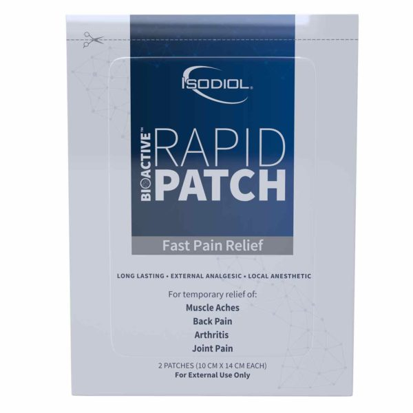 Isodial Bioactive™ Rapid Patch