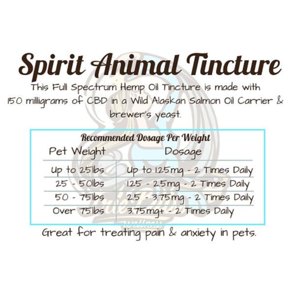 Irie Bliss Tincture - Spirit Animal Tincture Info