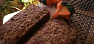 Apple Banana Hemp Loaf