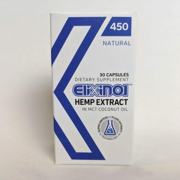 Exlionol™ Full Spectrum Caps - 30 Capsules - 450mg