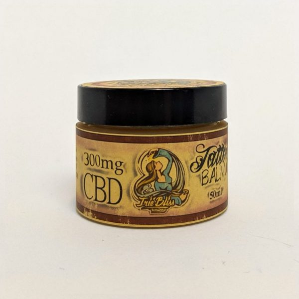 Irie Bliss Tattoo Balm - 300mg