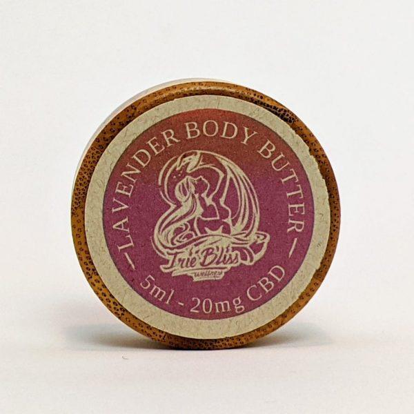 Irie Bliss Lavender Body Butter - 5ml