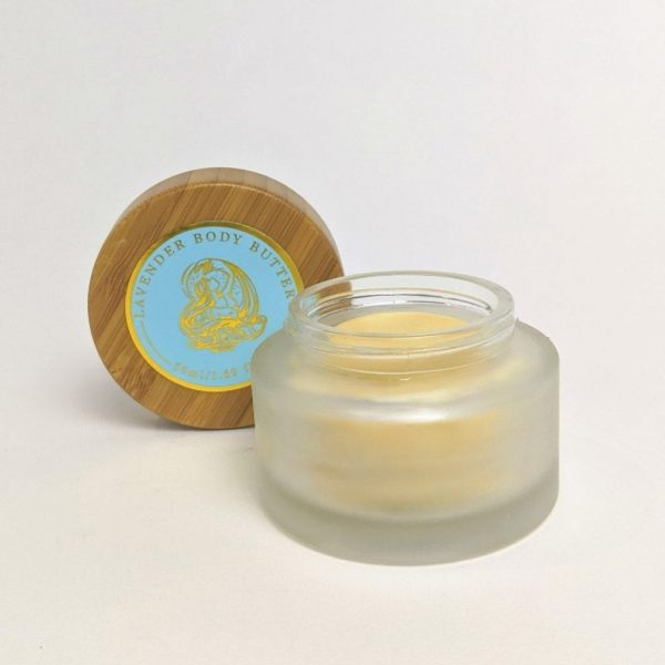 Irie Bliss Lavender Body Butter - 30ml