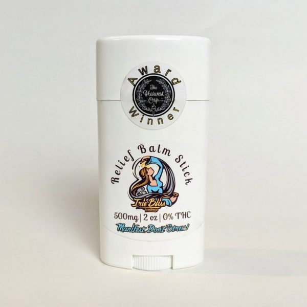Irie Bliss Relief Balm Stick