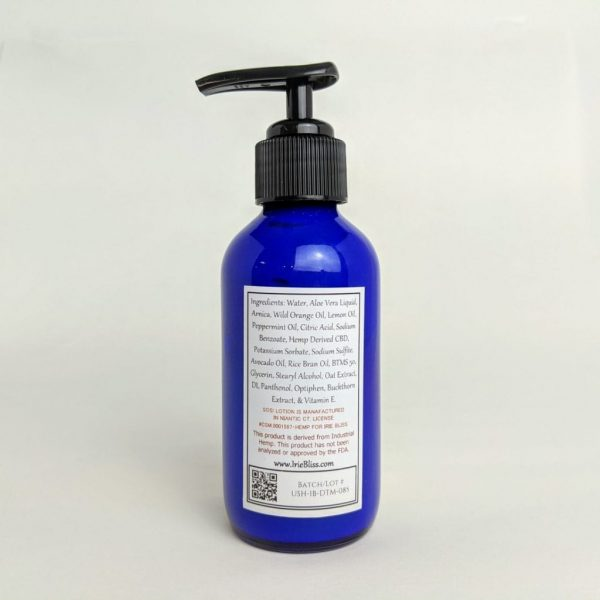 Irie Bliss - SOS! Lotion - 500mg
